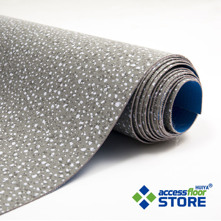 ESD Vinyl Flooring Rolls (Anti-Static PVC Floor Sheets)