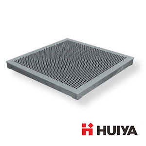Aluminum Airflow Raised Floor