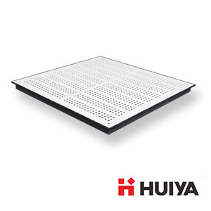 Perforated Anti Static Raised Floor