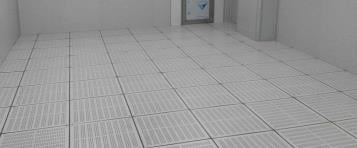 Clean Room Raised Floor System Installation | How To Install Access Floor In Clean Room?