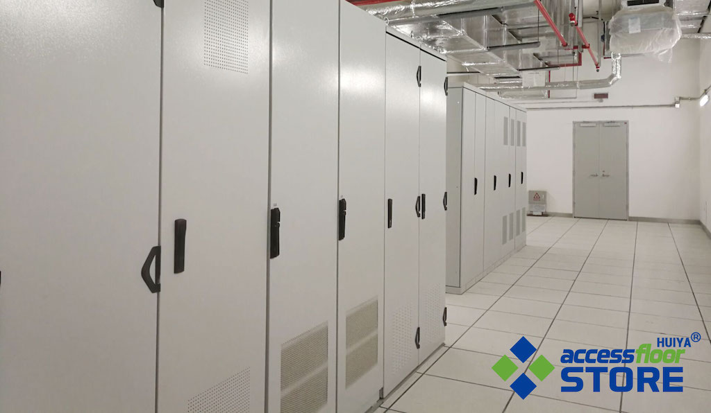 Huiya Best Raised Floor Supplier For Data Centre