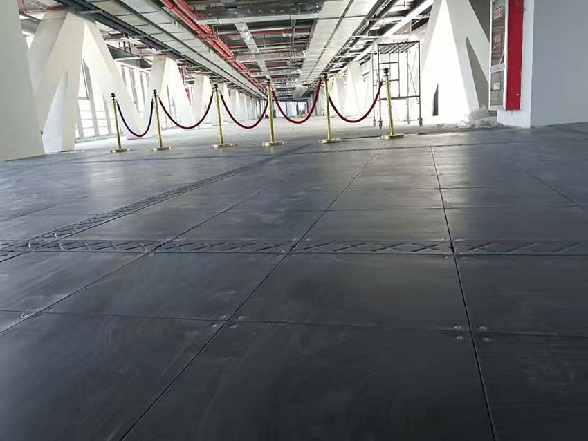 International Business Tower Raised Floor Project in Dubai.jpg