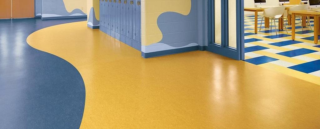 Vinyl Flooring Tile - PVC Floor Tiles