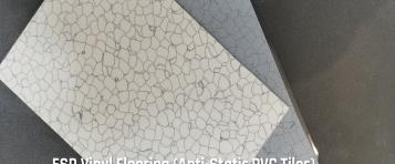 How to Install ESD Vinyl Flooring Correctly & How To Weld Anti-static PVC Floor Tile?