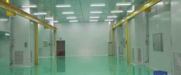 Best Clean Room Flooring Solutions - Cleanroom Flooring Requirements & Materials
