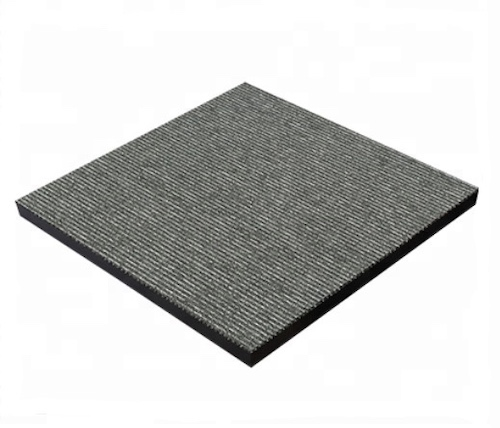 Raised Floor Modular Carpet