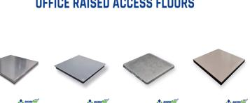 What Is Raised Floor System in Offices? Get Know The Benefits of Using Access Floor In Office