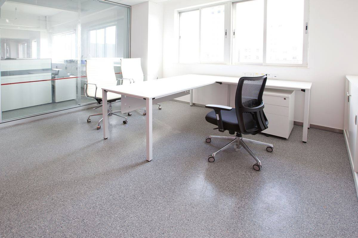 Vinyl Flooring For Office & Workplace