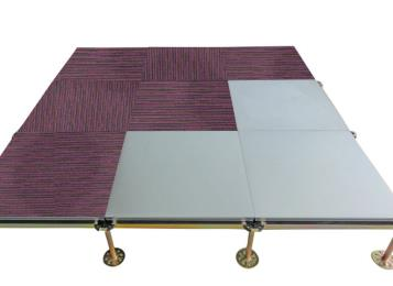 What Is The Best Floor Covering To Apply On Office Raised Access Floor Systems?