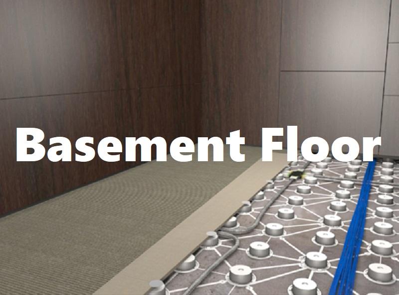 Basement Floor Design Ideas Choose, Basement Flooring System