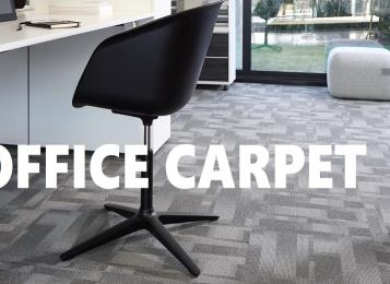 Carpet Could Be A Ideal Covering For Office Raised Access Floor | Office Flooring Ideas