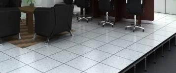 Raised Access Floors Are Ideal Flooring Solution For Corporate Environments (Office Projects)