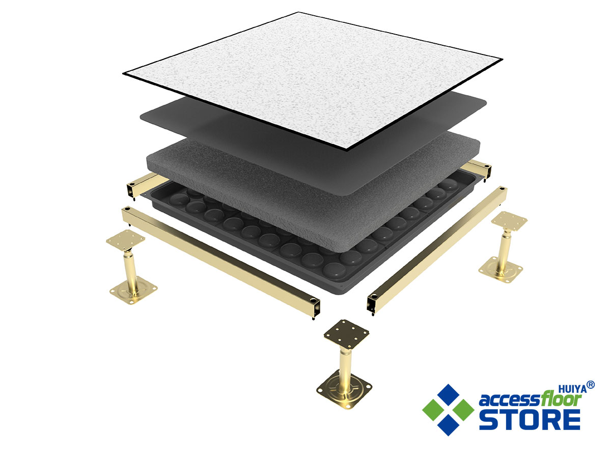 Access Floor Panels System Raised